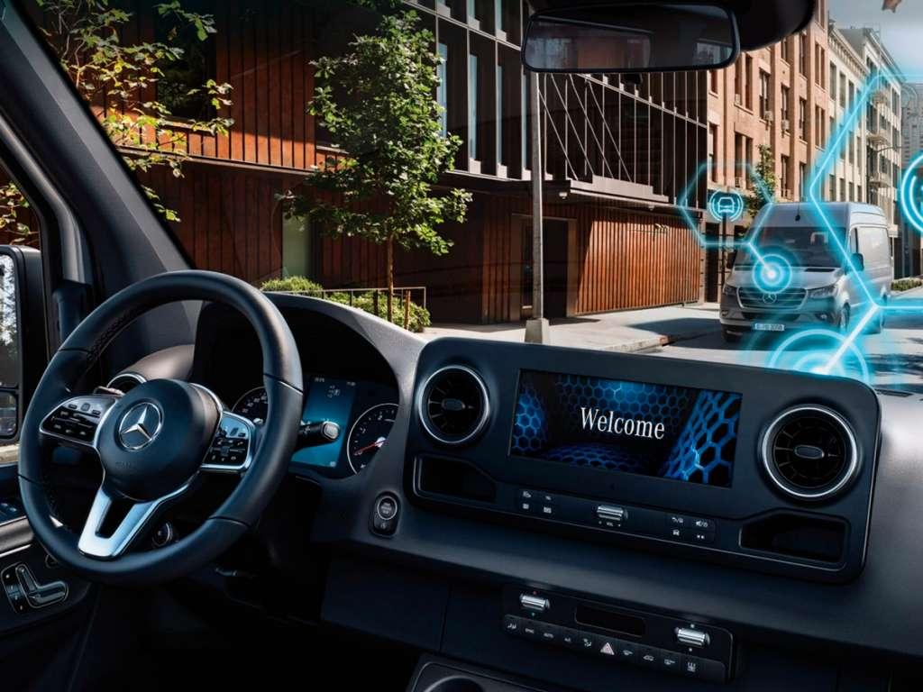 Galería de fotos del Mercedes Benz eSprinter Furgón (4)