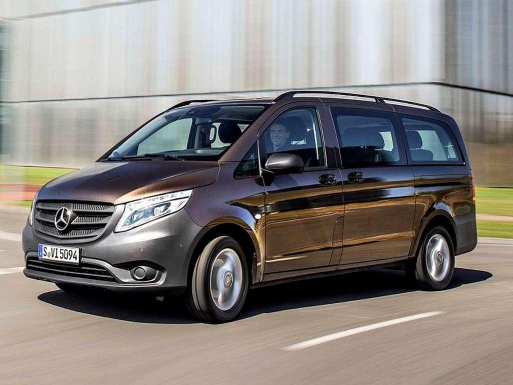 Galería de fotos del Mercedes Benz Vito Mixta (4)