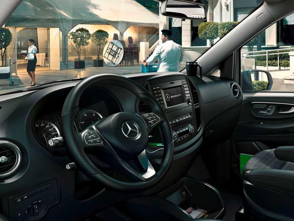 Galería de fotos del Mercedes Benz Vito Tourer Profesional (5)