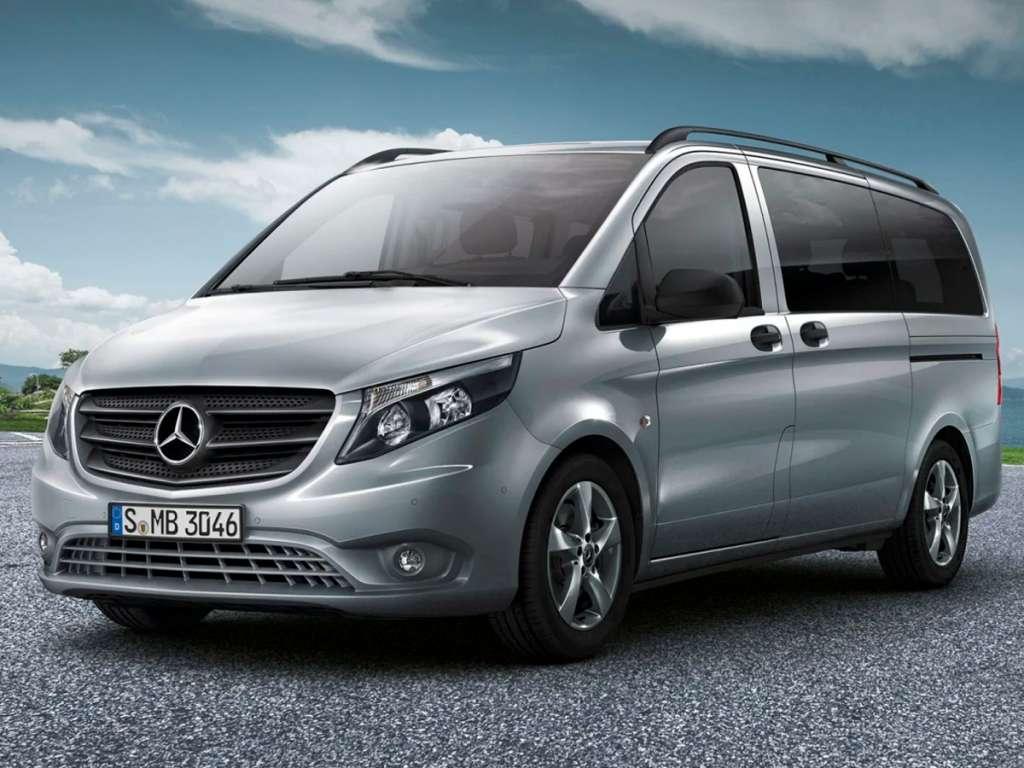 Galería de fotos del Mercedes Benz Vito Tourer Particular (4)