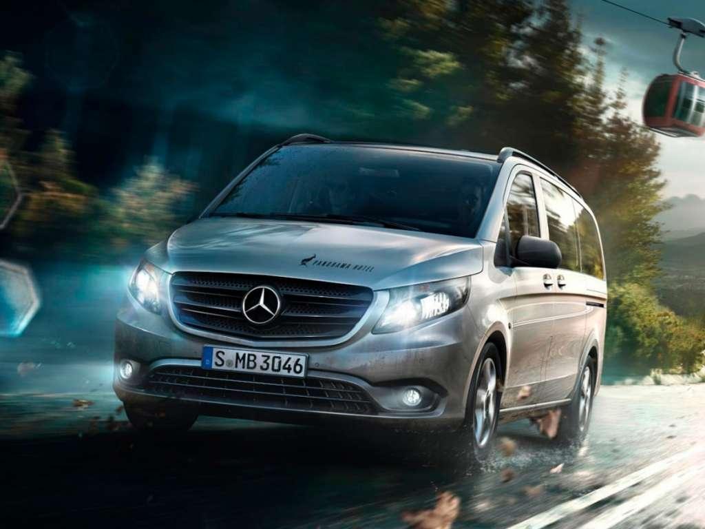 Galería de fotos del Mercedes Benz Vito Tourer Particular (2)