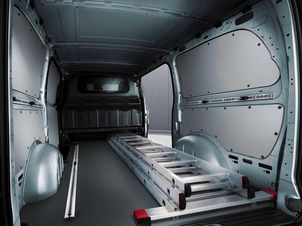 Galería de fotos del Mercedes Benz eVito Furgón (3)