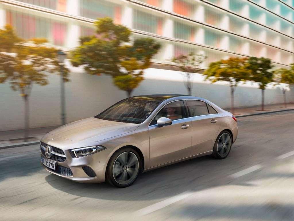 Galería de fotos del Mercedes Benz CLASE A SEDÁN (1)