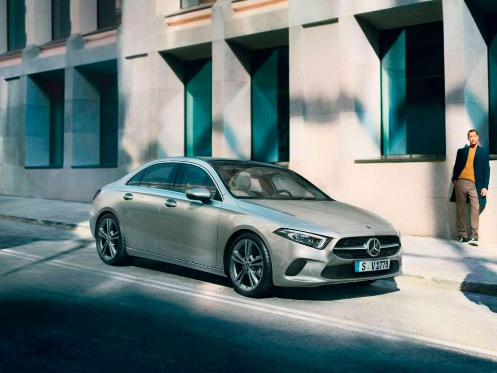Galería de fotos del Mercedes Benz CLASE A SEDÁN (2)