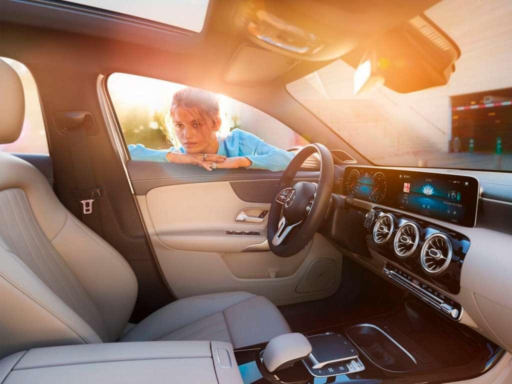 Galería de fotos del Mercedes Benz CLASE A SEDÁN (3)