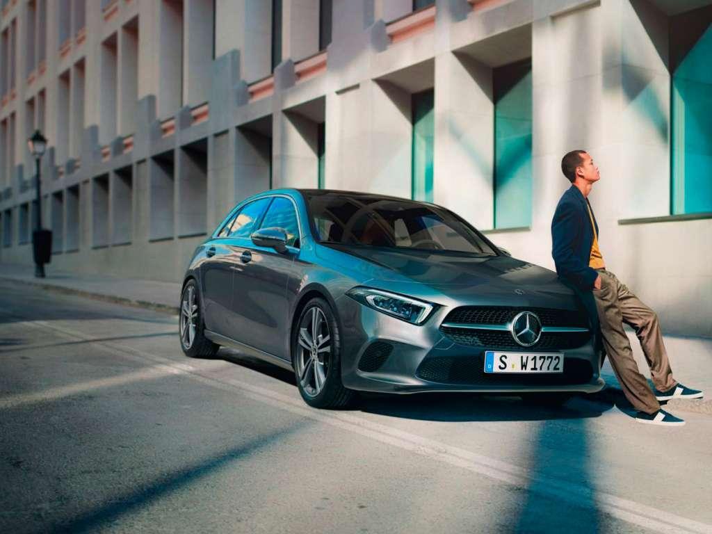 Galería de fotos del Mercedes Benz CLASE A COMPACTO (1)