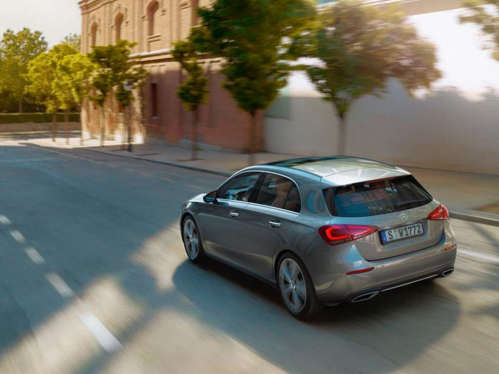 Galería de fotos del Mercedes Benz CLASE A COMPACTO (2)