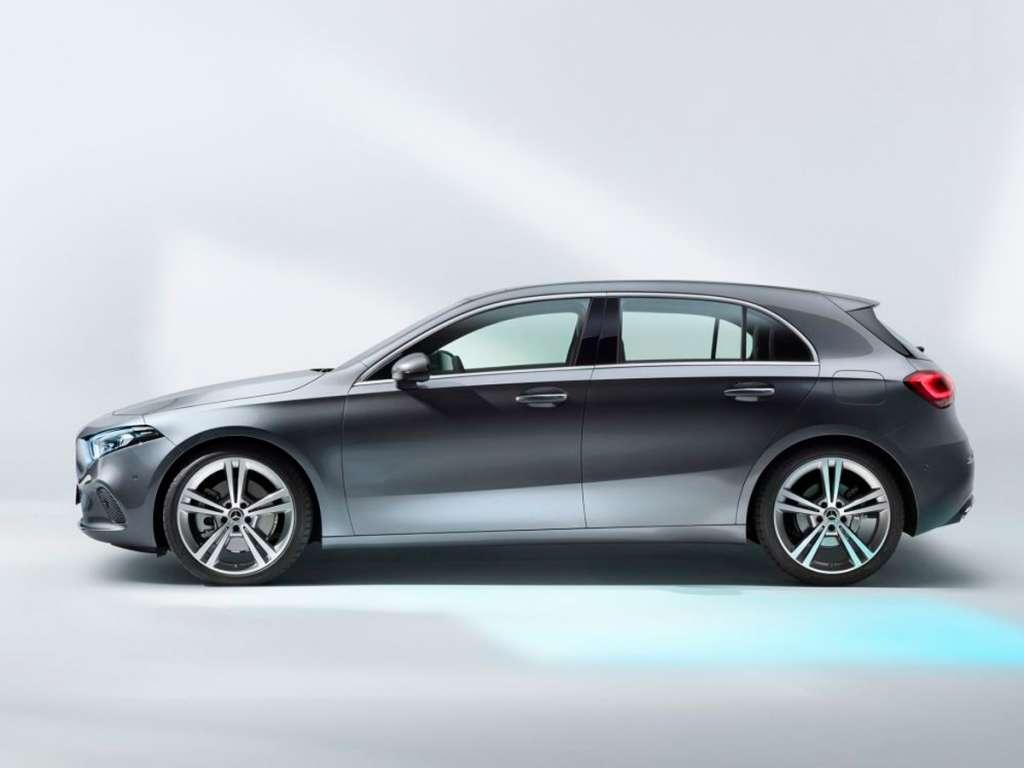 Galería de fotos del Mercedes Benz CLASE A COMPACTO (3)