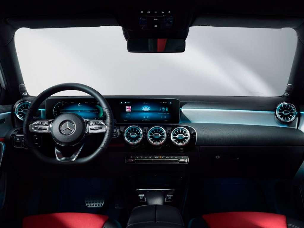 Galería de fotos del Mercedes Benz CLASE A COMPACTO (4)