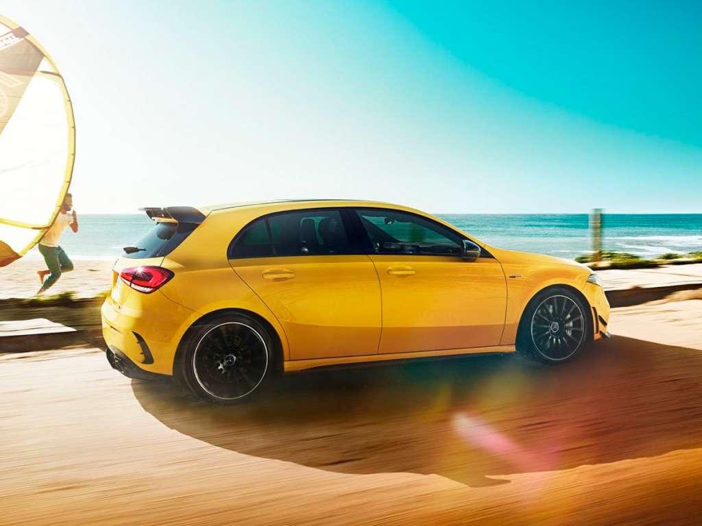Galería de fotos del Mercedes Benz AMG CLASE A COMPACTO (1)