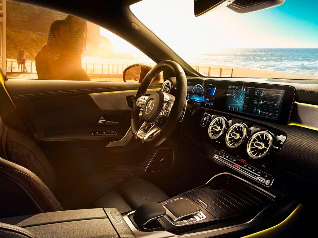 Galería de fotos del Mercedes Benz AMG CLASE A COMPACTO (3)