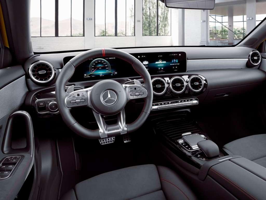Galería de fotos del Mercedes Benz AMG CLASE A COMPACTO (4)