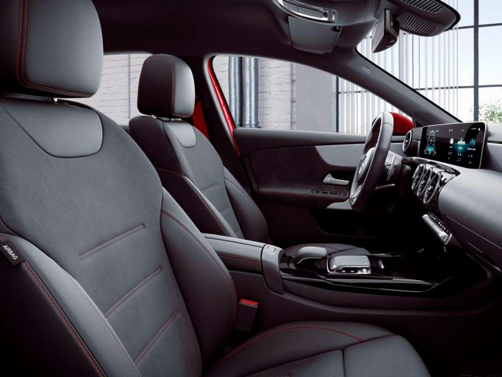 Galería de fotos del Mercedes Benz AMG CLASE A SEDÁN (4)