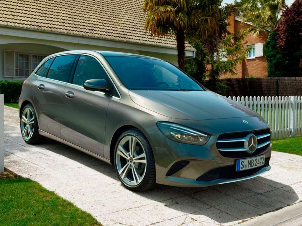 Galería de fotos del Mercedes Benz CLASE B SPORTS TOURER (2)