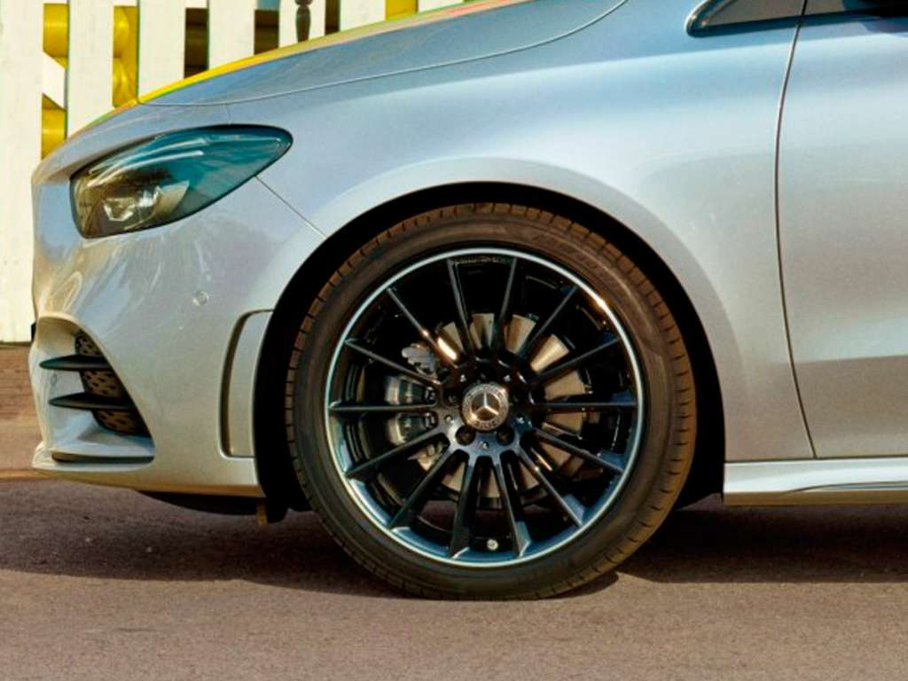 Galería de fotos del Mercedes Benz CLASE B SPORTS TOURER (3)