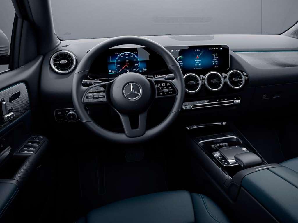 Galería de fotos del Mercedes Benz CLASE B SPORTS TOURER (6)