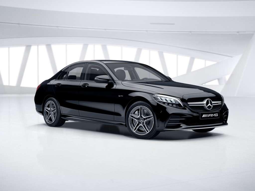 Galería de fotos del Mercedes Benz AMG CLASE C BERLINA (1)
