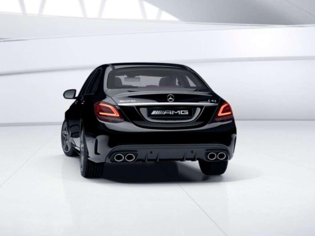 Galería de fotos del Mercedes Benz AMG CLASE C BERLINA (2)