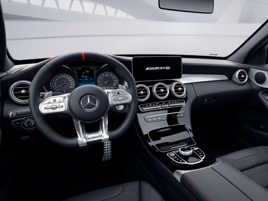 Galería de fotos del Mercedes Benz AMG CLASE C BERLINA (3)