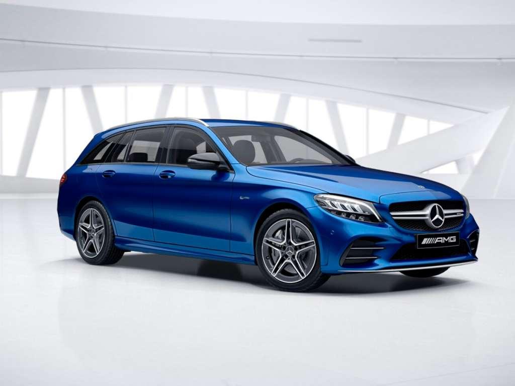 Galería de fotos del Mercedes Benz AMG CLASE C ESTATE (1)