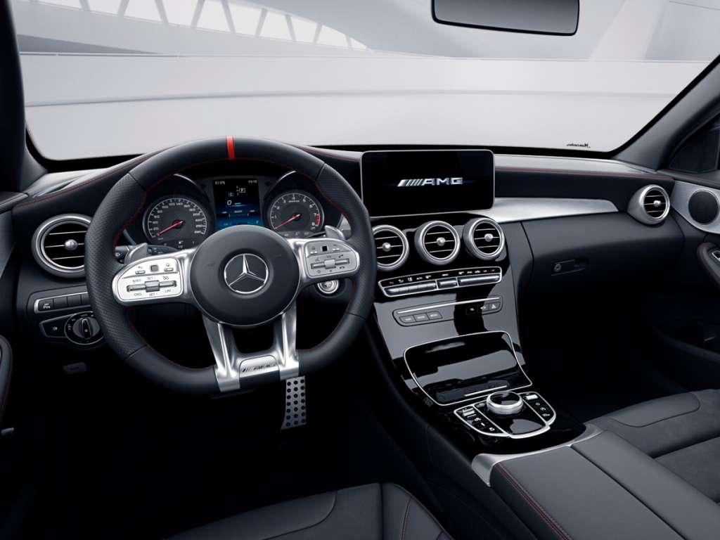 Galería de fotos del Mercedes Benz AMG CLASE C ESTATE (3)