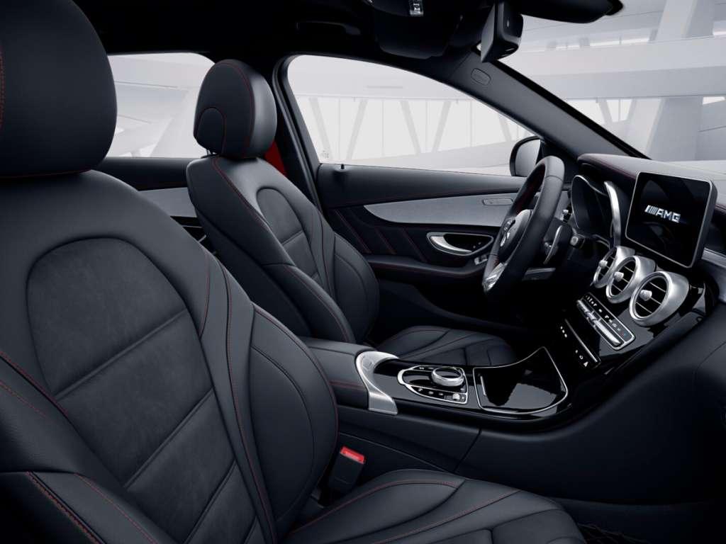 Galería de fotos del Mercedes Benz AMG CLASE C ESTATE (4)