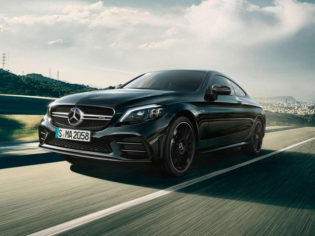 Galería de fotos del Mercedes Benz AMG CLASE C COUPÉ (1)