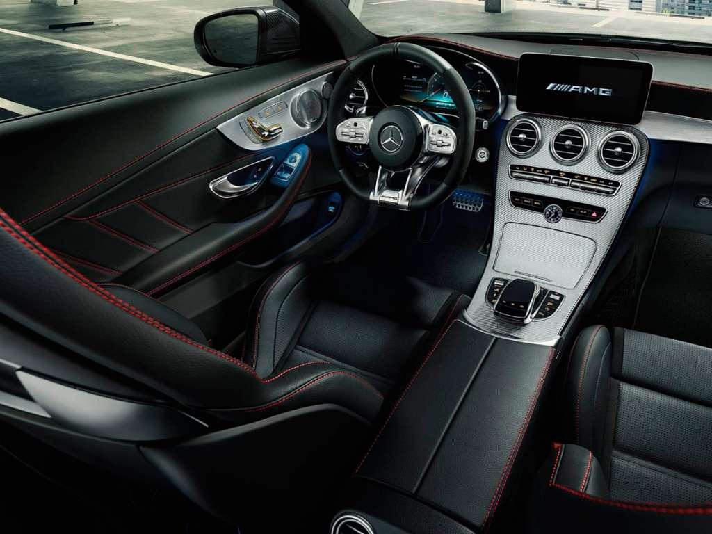 Galería de fotos del Mercedes Benz AMG CLASE C COUPÉ (3)