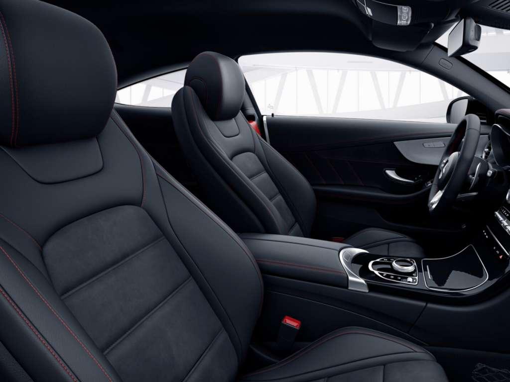 Galería de fotos del Mercedes Benz AMG CLASE C COUPÉ (4)