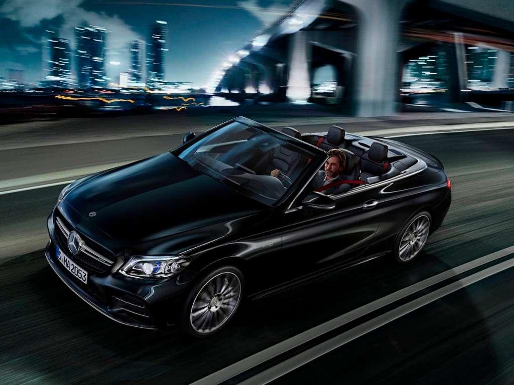 Galería de fotos del Mercedes Benz AMG CLASE C  CABRIO (1)