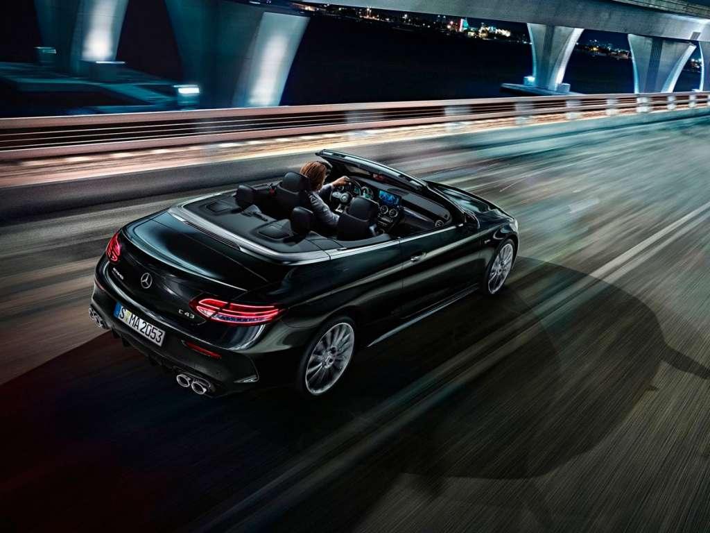 Galería de fotos del Mercedes Benz AMG CLASE C  CABRIO (2)