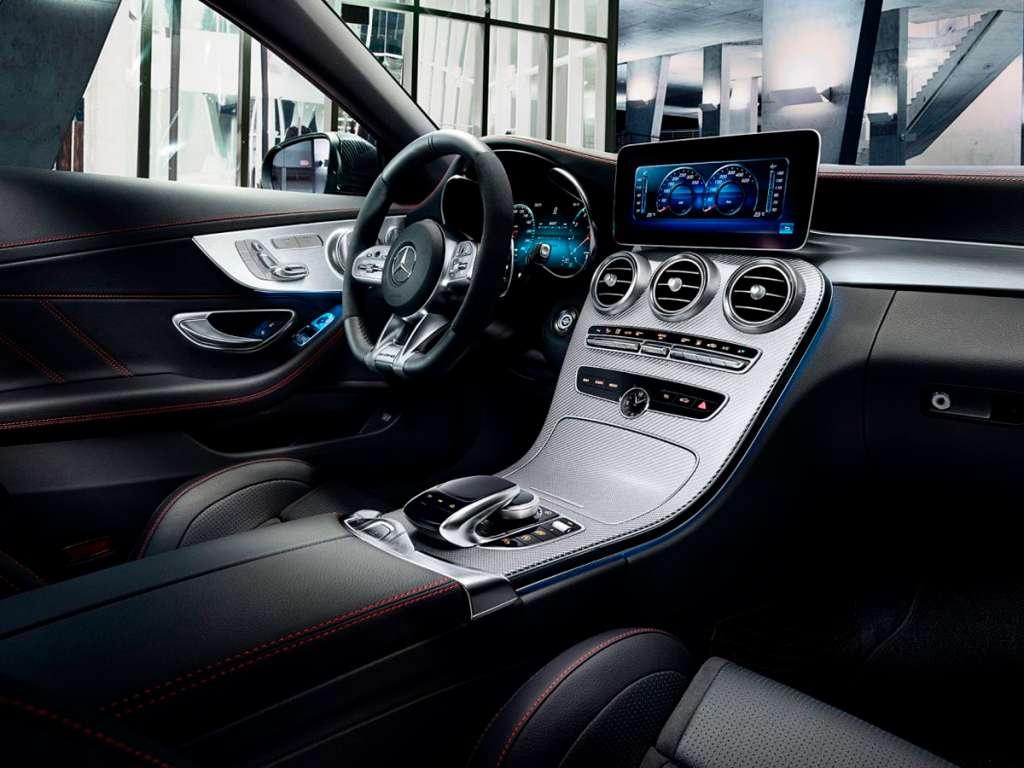 Galería de fotos del Mercedes Benz AMG CLASE C  CABRIO (3)