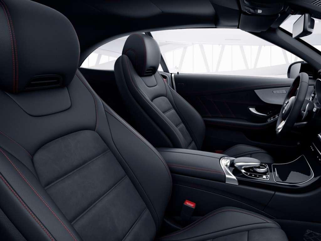 Galería de fotos del Mercedes Benz AMG CLASE C  CABRIO (4)