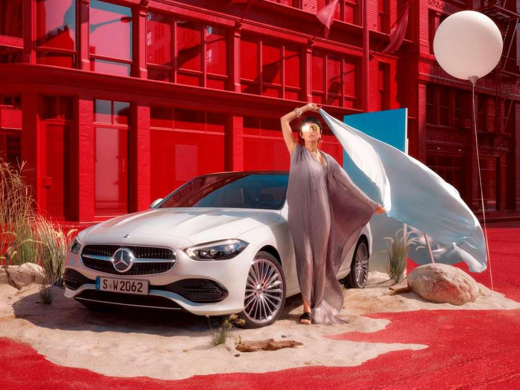Galería de fotos del Mercedes Benz NUEVO CLASE C BERLINA (1)
