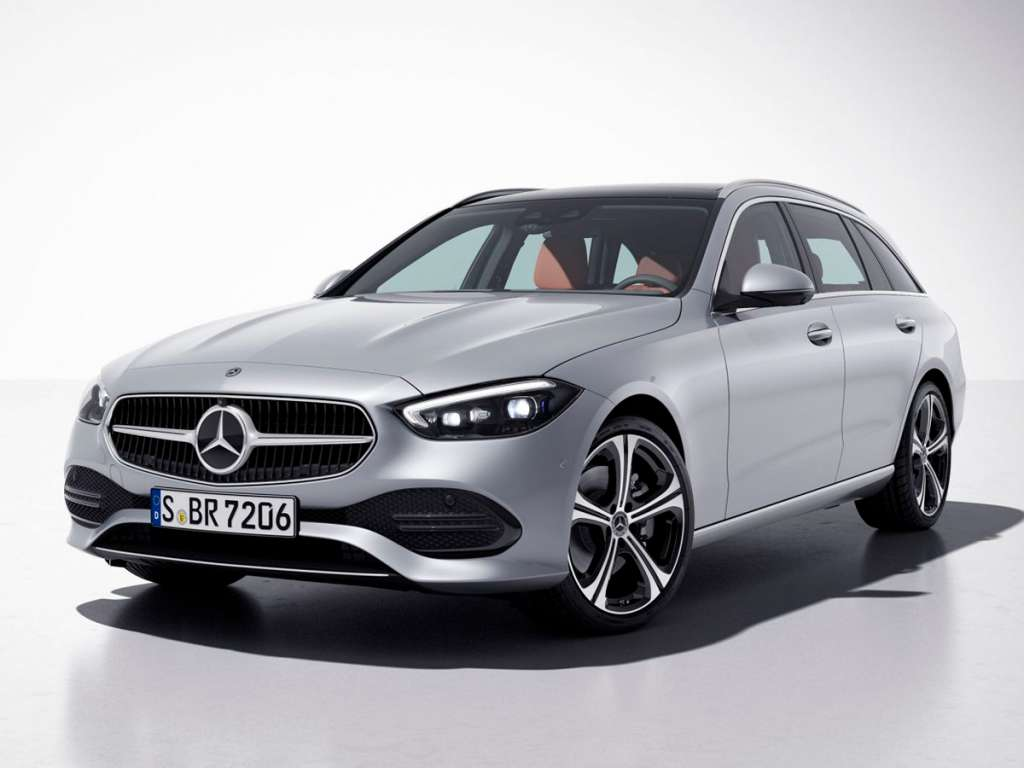 Galería de fotos del Mercedes Benz NUEVO CLASE C ESTATE (1)