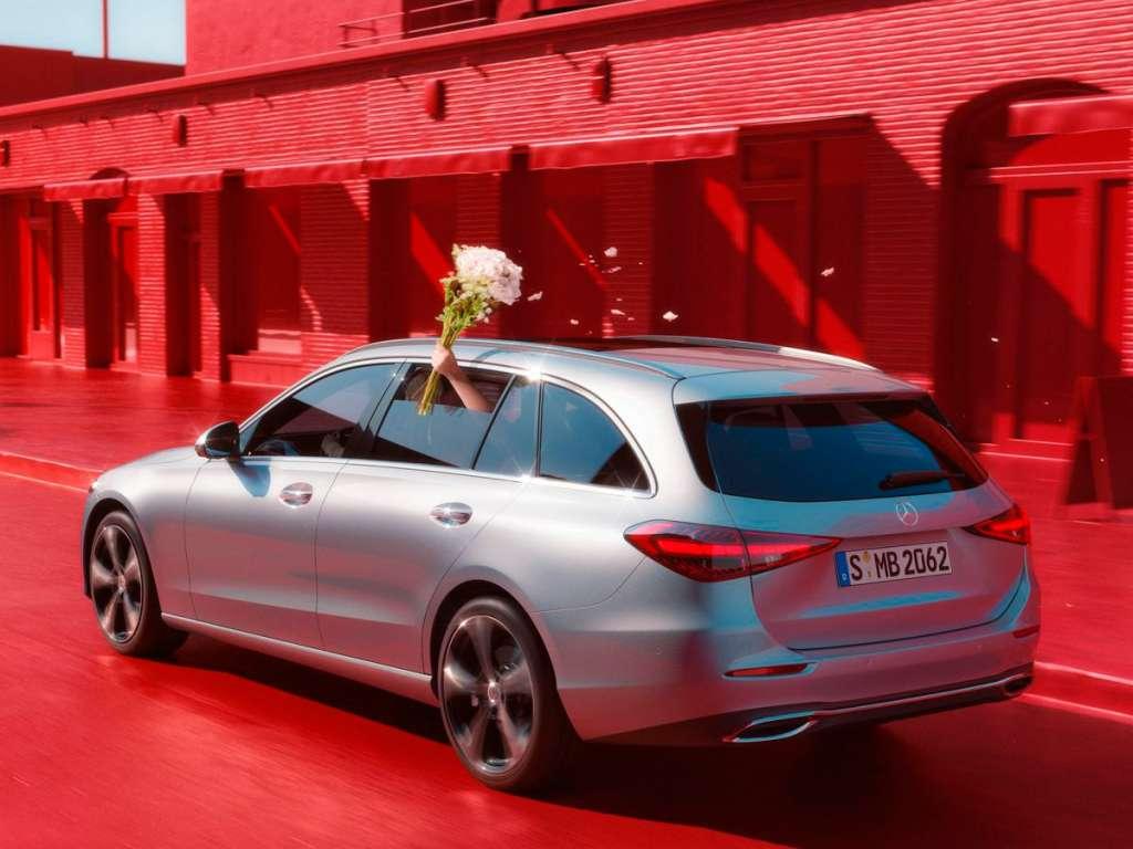Galería de fotos del Mercedes Benz NUEVO CLASE C ESTATE (2)