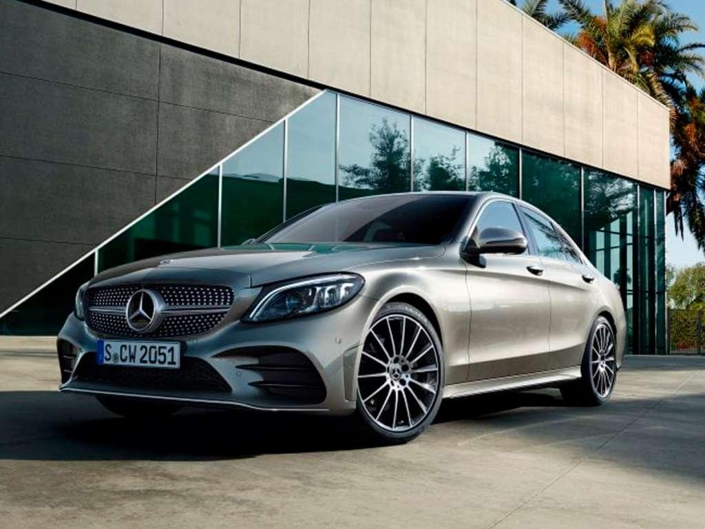 Galería de fotos del Mercedes Benz CLASE C BERLINA (1)
