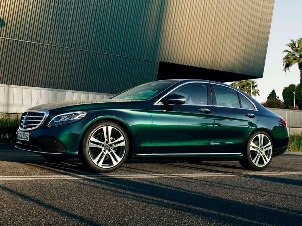 Galería de fotos del Mercedes Benz CLASE C BERLINA (2)