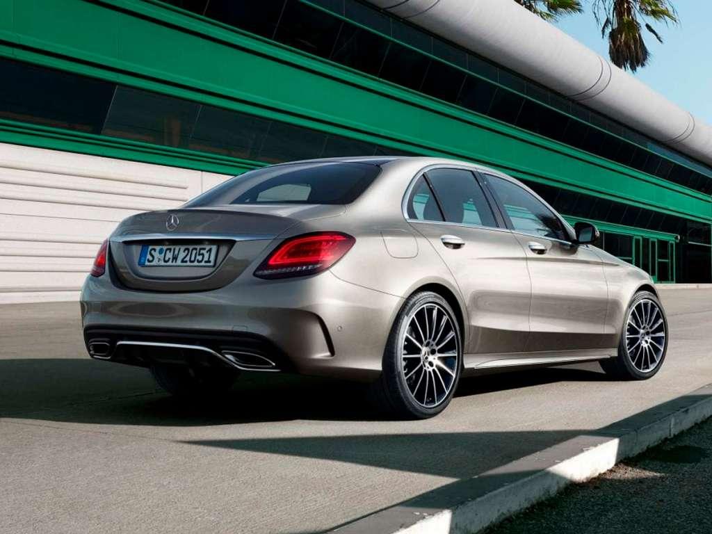 Galería de fotos del Mercedes Benz CLASE C BERLINA (3)