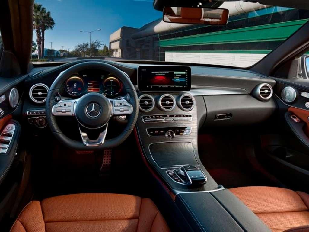 Galería de fotos del Mercedes Benz CLASE C BERLINA (4)