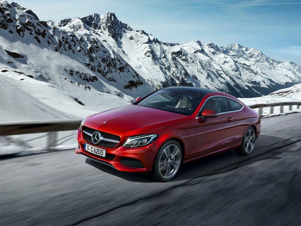 Galería de fotos del Mercedes Benz CLASE C COUPÉ (3)