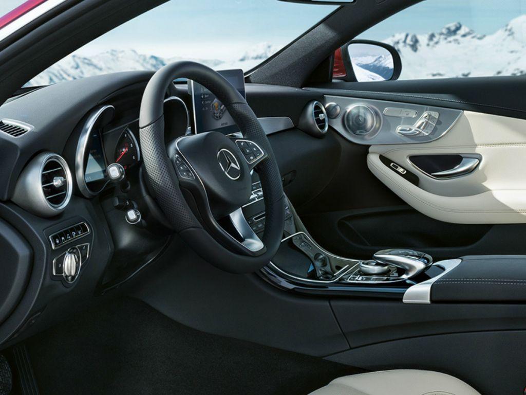 Galería de fotos del Mercedes Benz CLASE C COUPÉ (5)
