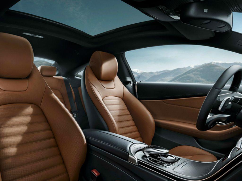 Galería de fotos del Mercedes Benz CLASE C COUPÉ (6)