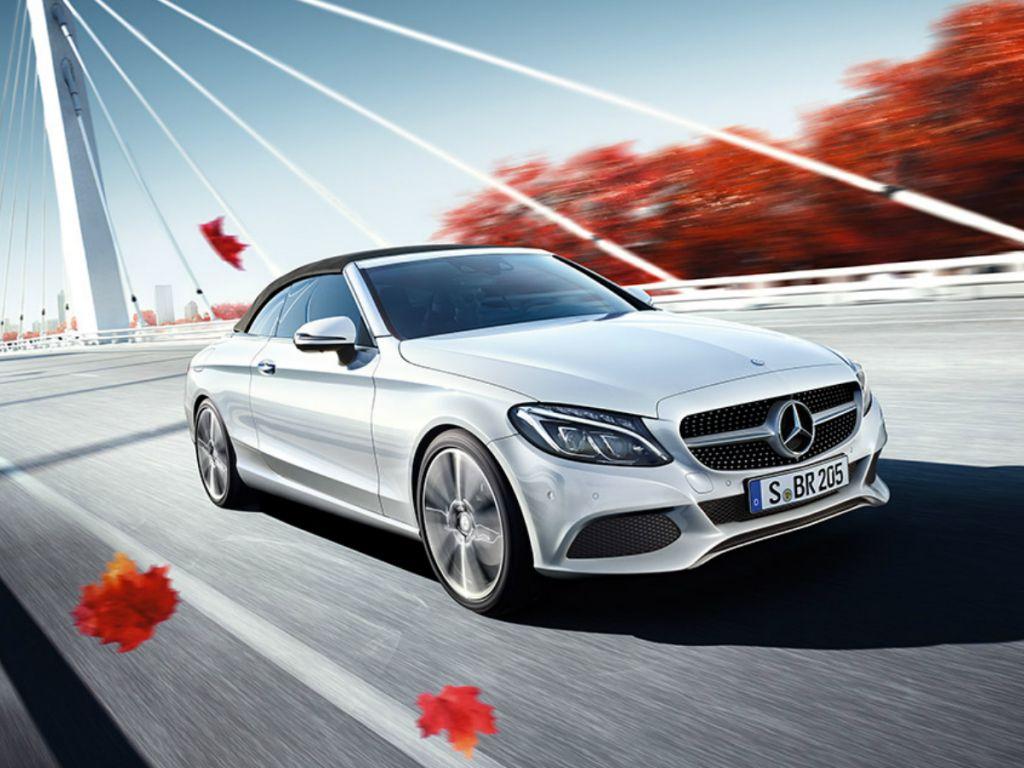 Galería de fotos del Mercedes Benz CLASE C CABRIO (1)