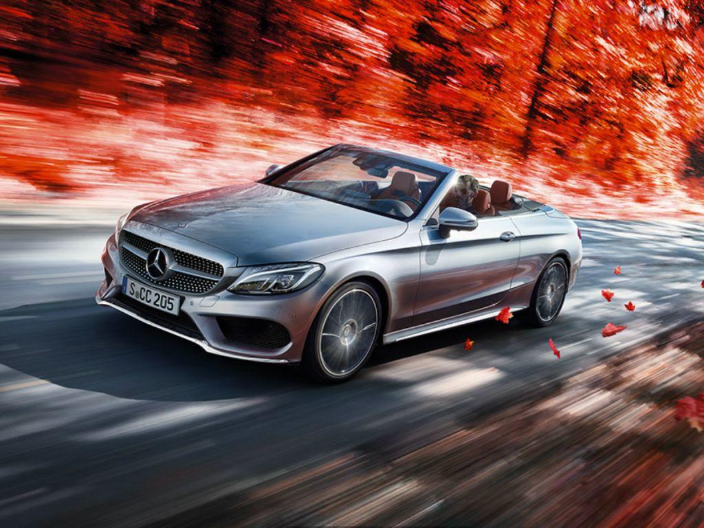 Galería de fotos del Mercedes Benz CLASE C CABRIO (2)