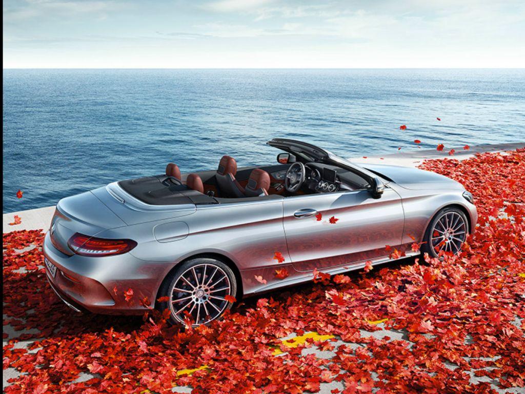 Galería de fotos del Mercedes Benz CLASE C CABRIO (4)