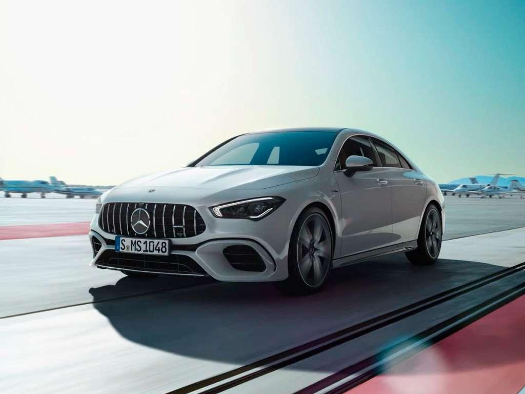 Galería de fotos del Mercedes Benz AMG CLA COUPÉ (1)