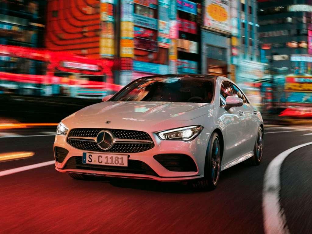 Galería de fotos del Mercedes Benz CLA COUPE (1)