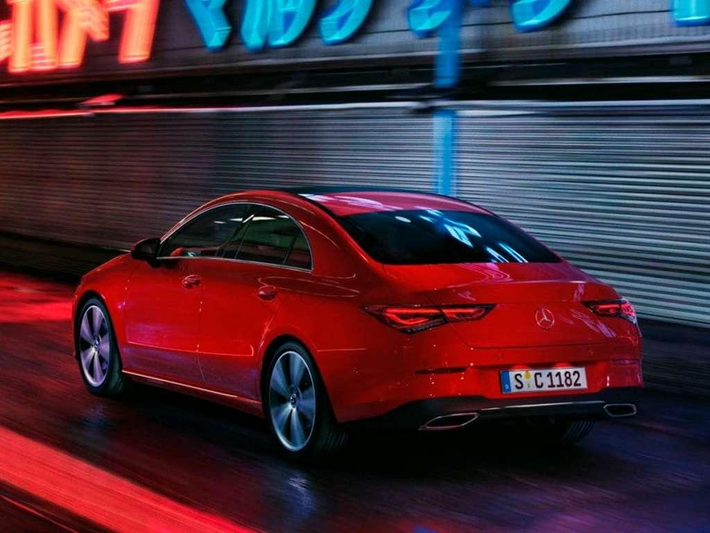 Galería de fotos del Mercedes Benz CLA COUPE (3)