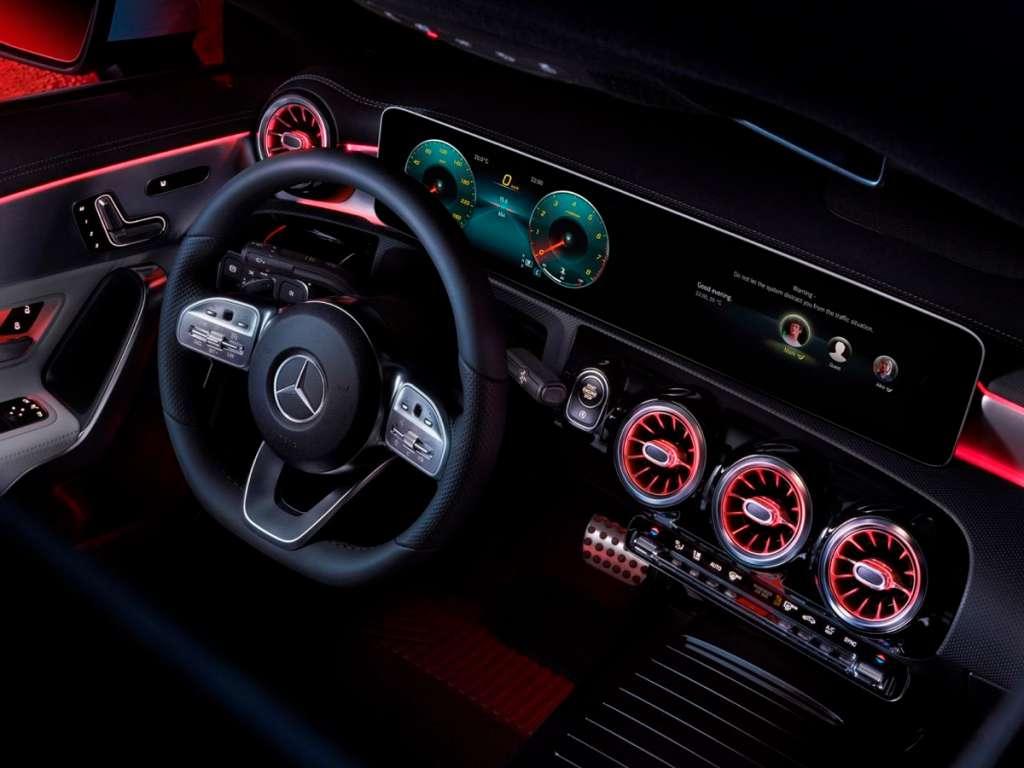 Galería de fotos del Mercedes Benz CLA COUPE (4)